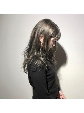 【LEA赤羽,山本】大人カワイイ_パールグレージュ