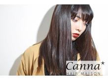 カンナヘアーメゾン(Canna hair maison)の詳細を見る