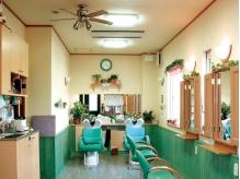アットホームで緊張せずに通える美容院です!