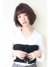 【happiness】藤居慶子 ボブにゆるふわデジタルパーマ.9