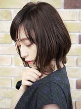 【Nicole 保土ヶ谷】フェミニンボブ.17