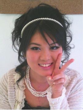 【Beauty club.J アルパーク前店】結婚式、セット巻き髪アレンジ