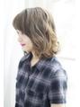 【LUCIDO STYLE BEGIN/武蔵嵐山駅】☆フェミニンボブ☆