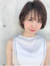 【Adatto北千住】ふんわりグラデーションボブ☆.27