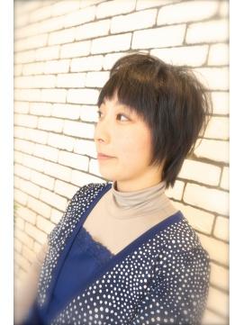 【&.Sugar】黒髪ショート☆大人キュート♪