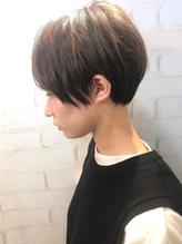 【morio池袋】大人かわいい耳かけ小顔センシュアルショート.27