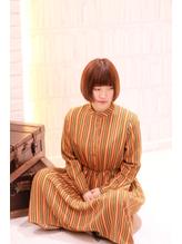 オシャレ☆パッツンボブ プリンセス.34