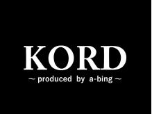 コード(KORD produced by a-bing)