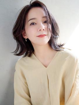 [K-two銀座]オトナエアリーミディ/モテ髪カタログ[銀座]