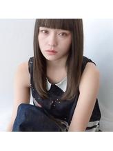 フルバングストレートロング【vicca萩原】.30
