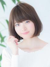 美シルエット★ショートボブ .59