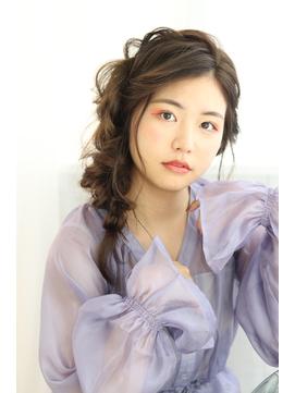 【lagoon三戸】大人かわいいふわふわ編み下ろし☆