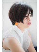 【Rire-リル銀座-】ひし形ショートボブ.2