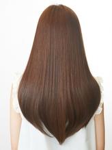 一人一人の髪質・悩みに向き合った施術で、自然で柔らかい仕上がりに。クセ解消×美シルエットを実現★