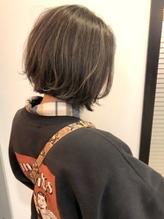 トレンドを意識したカラー技術で【外国人風Style】をご提案◎ケアブリーチで透明感のある美髪へと導きます