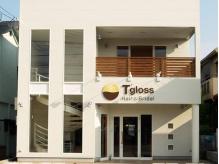 ティーグロス(T+gloss)