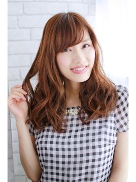 【Orque 札幌 大通り】大人かわいい フェミニンカール