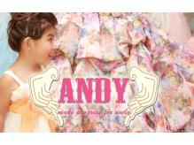 アンディー(ANDY)