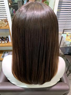 【髪質改善】ナチュラル縮毛矯正