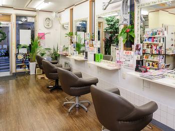 フラヴィアヘアー(Flavia Hair)(神奈川県横須賀市/美容室)