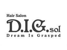ヘアーサロン ディ アイ ジー ソル(Hair Salon D.I.G sol)