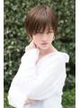 【HAVANA 渋谷】大人かわいい☆小顔ハンサムショート☆イルミナ