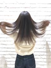最新ケミカル処方の#美髪酸熱トリートメントが人気!.10