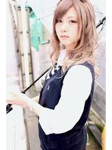 ☆CAPSULE☆ JKスタイル+ミルクティーグラデーション JK.22
