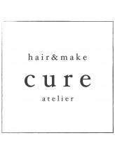 ヘアーアンドメイクキュアー アトリエ(hair&make cure atelier)
