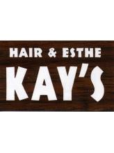 ヘアーアンドエステ ケイズ(HAIR & ESTHE KAYS)
