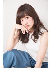 【ブルージュカラー】カラーで魅せる透明感×柔らかさ☆☆☆ 社会人.43