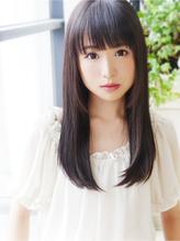 【ヘアジュレドゥ古居】 カワイイ清純ストレートロング☆ 清純.58