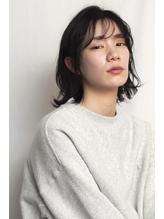 黒髮×ボブ.2