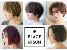 PLACE IN THE SUN  【プレイスインザサン 】