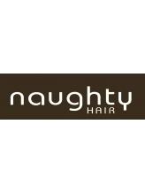 ノーティーヘアー(naughty HAIR)