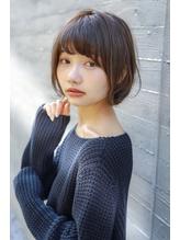 【+~ing deux】内巻きナチュラルボブ【辻口俊】.48