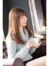【chouchou】王道愛され内巻きストレート(由利文佳) シュシュ.45