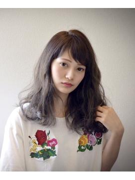 【GiseL】パールシルバー☆ワンサイド