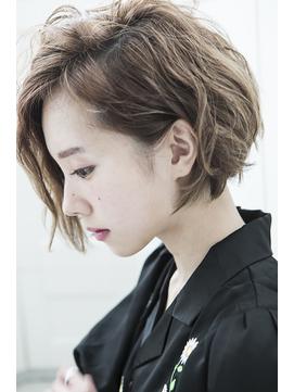 【miel hair bijoux】無造作ウェービーヘア☆