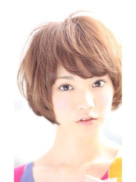 【NEUTRAL】本田泰伸 綺麗に見えるシンプルショート