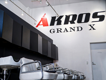 AKROS GRAND X 【アクロス グランド クロス】