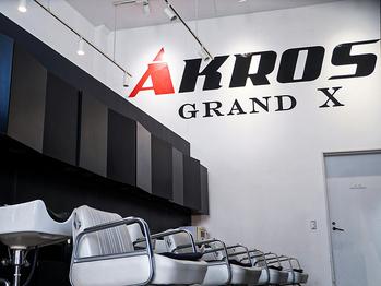 アクロス グランド クロス(AKROS GRAND X)(東京都渋谷区)