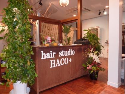 ヘアースタジオ ハコプラス(hair studio HACO+) image