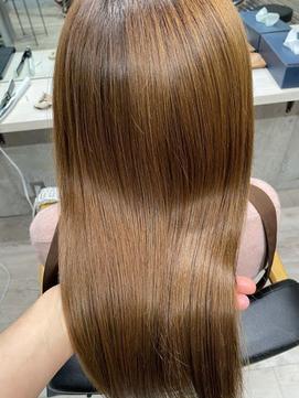 【liko ディレクター 奏子】髪質改善つやつやロング