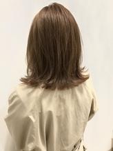 【CAPA central 宮本まどか】スプリングオレンジグレージュ.57