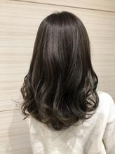 ツヤ髪ロブ.53