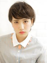 【MODEK's吉祥寺】黒髪風イルミナカラー×デジタルパーマ.32