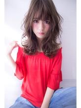 【Brand new】モーブピンクカール.52