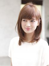大人の艶髪ミディアムレイヤー★コモダショウヘイ マニッシュ.48