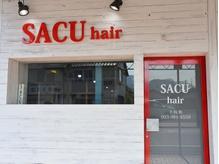 サクヘアー(SACU hair)